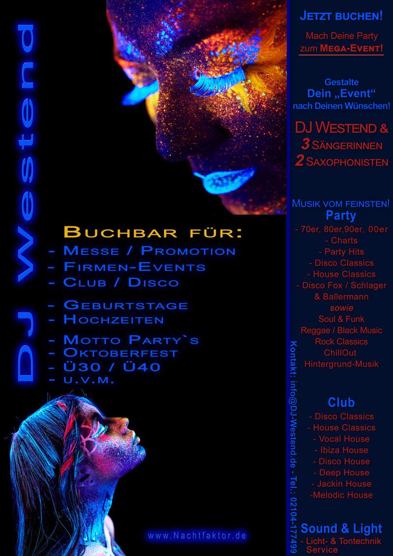 DJ Westend Programm